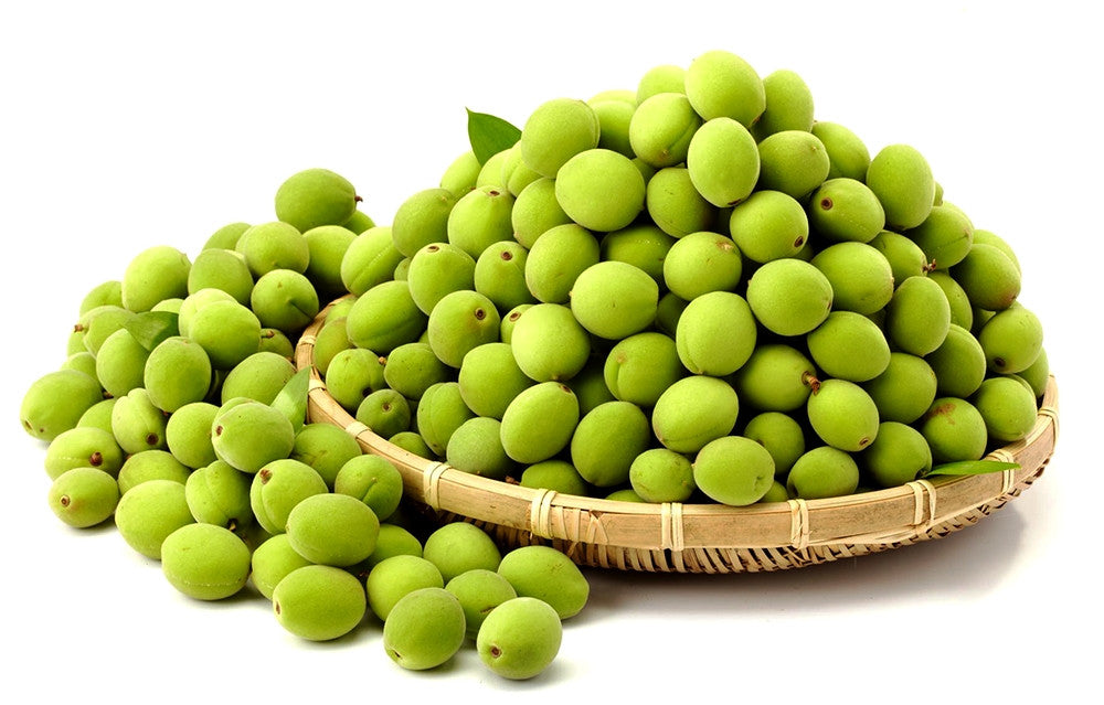 Fresh Green Plums - 15 lb.