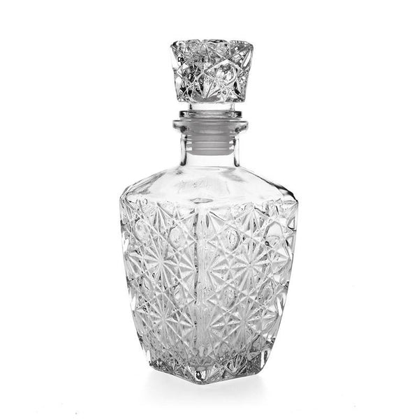 500ml Crystal Decanter-ChowStuffs