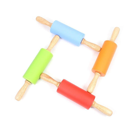 Kids Silicone Rolling Pin-ChowStuffs