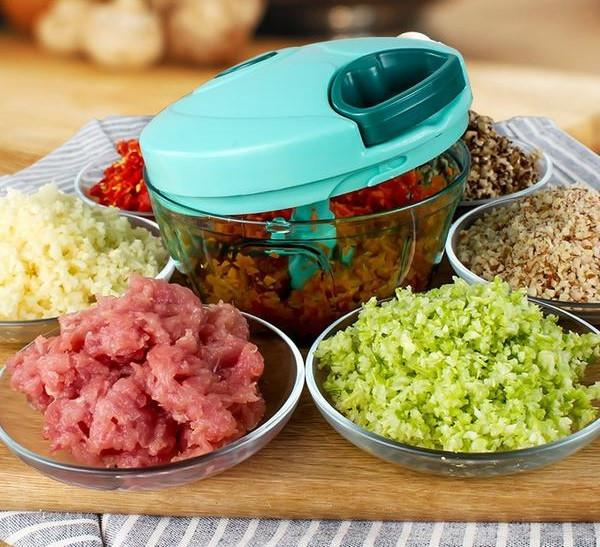 Multi-functional Food Processor-ChowStuffs