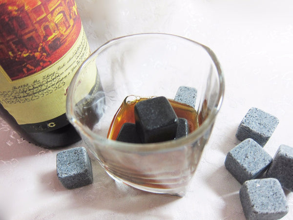 100% Natural Whiskey Stones 6pcs/9pcs Sets