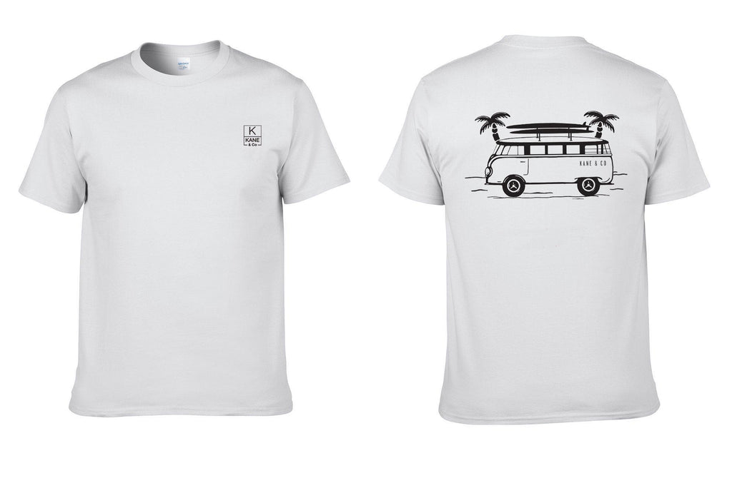 Kingston Kombi Tee - White