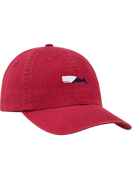 Newport Whale Relaxed Adjustable Cap