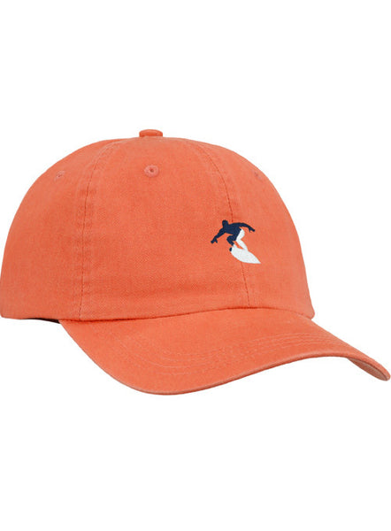 Newport Surfer Relaxed Adjustable Cap