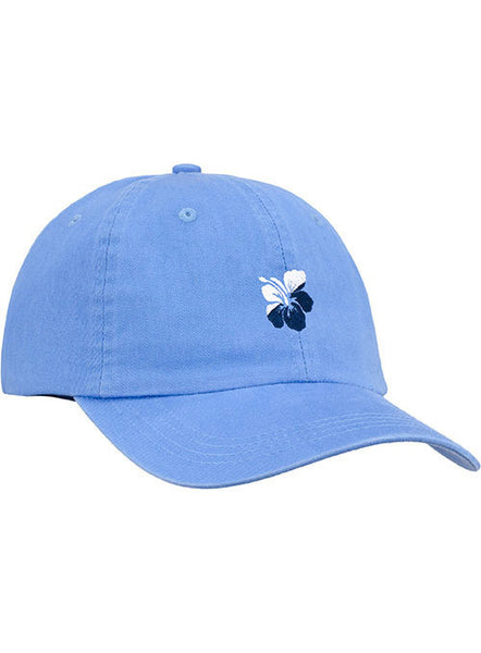 Newport Hibiscus Relaxed Adjustable Cap