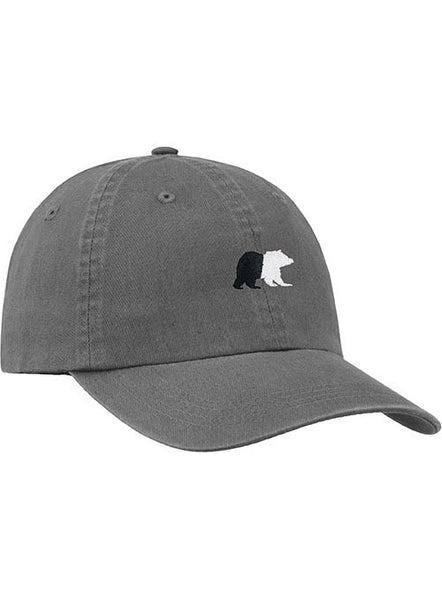 Newport Bear Relaxed Adjustable Cap