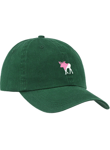 Newport Moose Relaxed Adjustable Cap