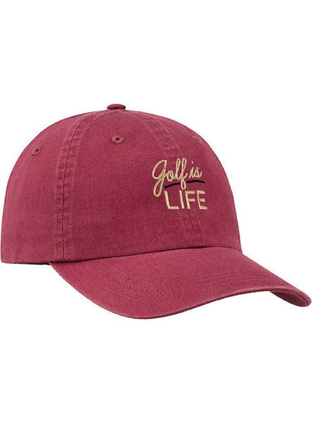 Newport Golf is Life Mixed Relaxed Adjustable Cap