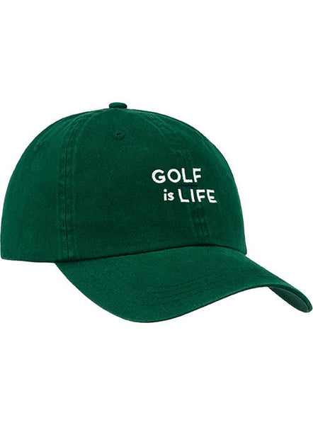 Newport Golf is Life Bold Adjustable Cap