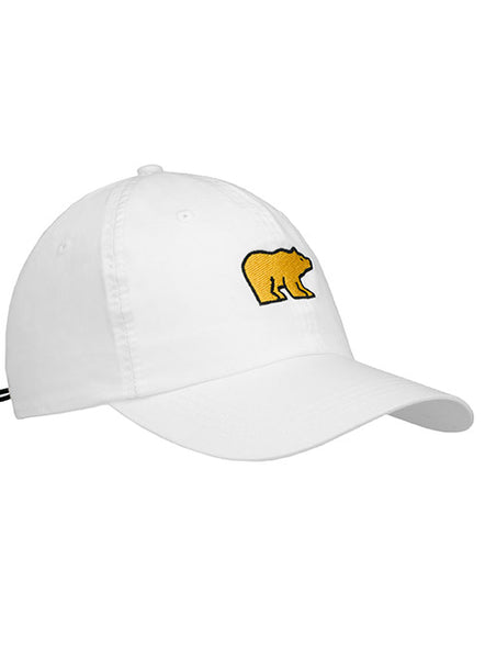Jack Nicklaus Lightweight White Cotton Cap