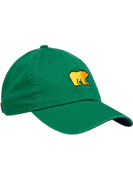 Jack Nicklaus Vintage Green Cotton Cap