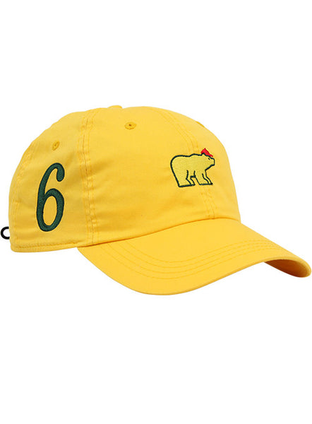 "Jack Nicklaus Gold ""Majors"" Cap"