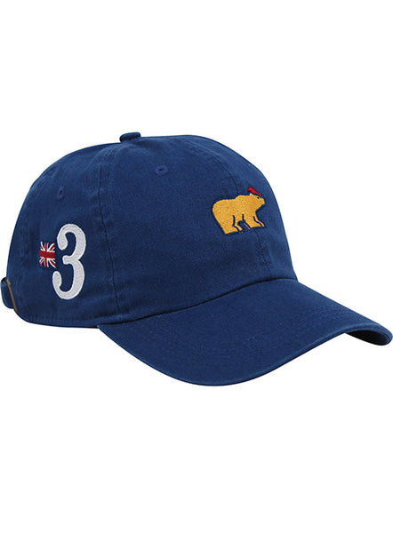 "Jack Nicklaus ""The Open"" Blue Cap"