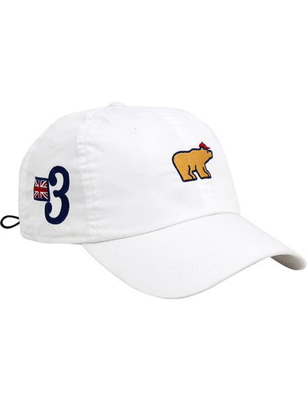 "Jack Nicklaus ""The Open"" White Cap"