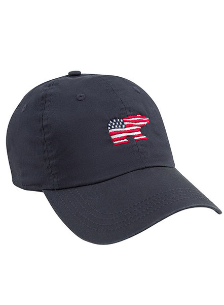 Jack Nicklaus USA Navy Bear Cap
