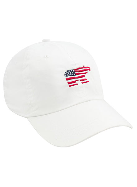 Jack Nicklaus USA White Bear Cap