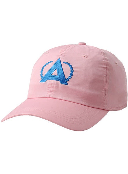Annika Lightweight Solid Unstructured Flamingo Pink Cap