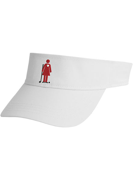 Women's Golf Day Visor