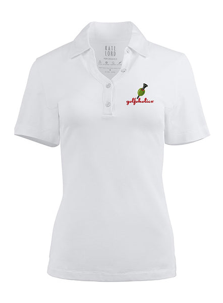 Golfoholics Fairway To Heaven Polo