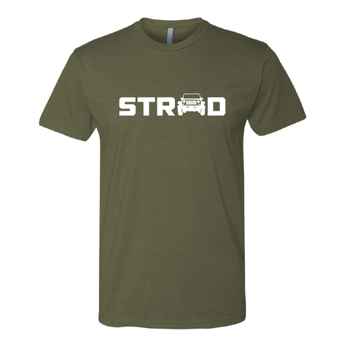 Strad Jeep Nation Tees