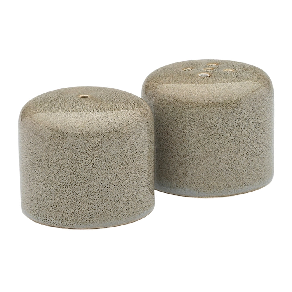 MINERAL OVERCAST Salt & Pepper Shaker Set of 2