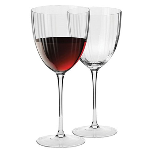 Opulence Red Wine Glasses 300ml Set of 2