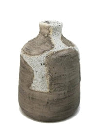 GARAN CERAMIC VASE - FOAM SPLASH