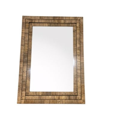 IVORY HOUSE Weave Mirror