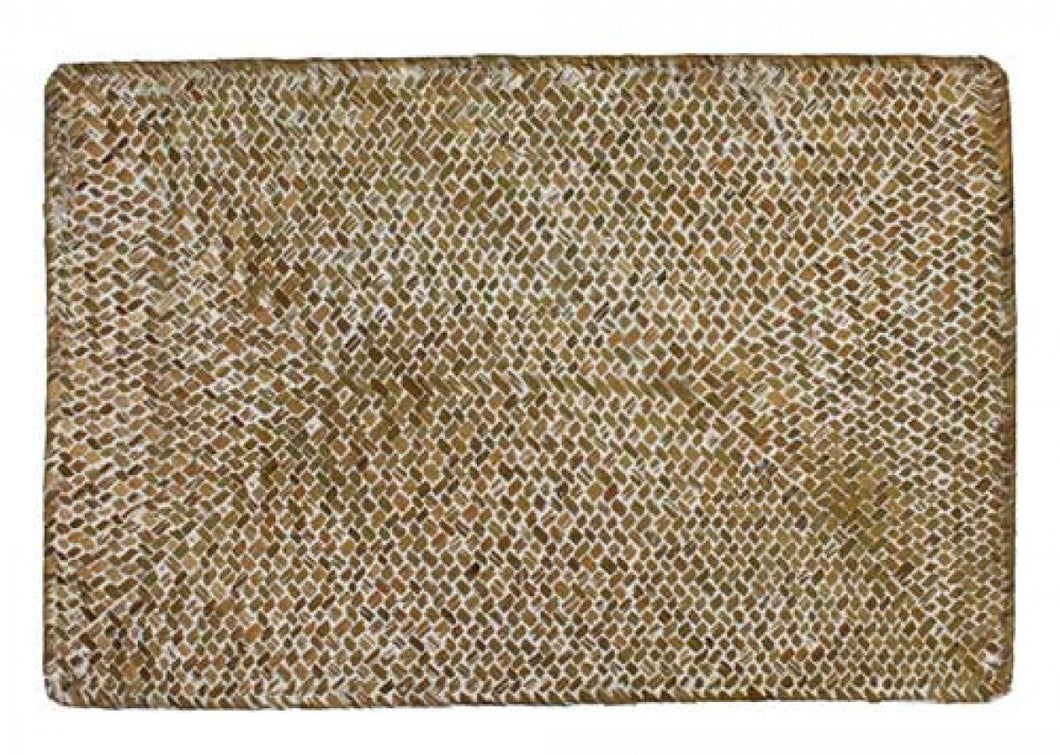 Long Weave Placemat - Natural
