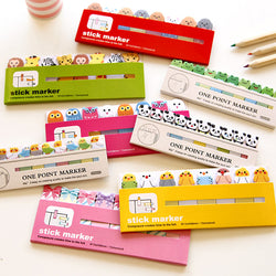 Cute Sticky Notes: Lots of Choices