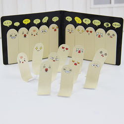 Ten Fingers Sticky Notes