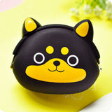 Adorable Animal Clasp Coin Purse