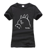 Women's & Girl's Adorable Totoro T-shirt
