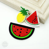 9 Pieces Kawaii Food Patches