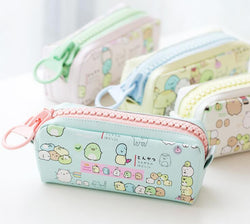 Sumikko Gurashi Big Zipper Pencil Case