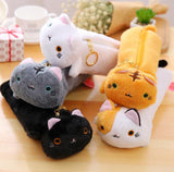 Plush Cat Pencil Case