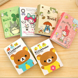 Super Cute Sticky Note Booklets