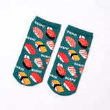 5 Pair Colorful Japanese Socks