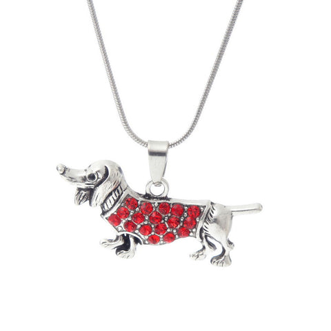 Dachshund Weenie Dog Necklace