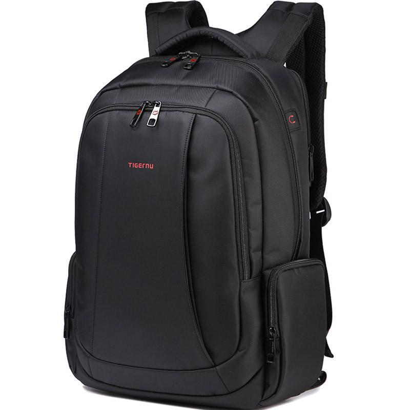 3S Deals Backpacks Black High Quality Waterproof Nylon Backpack