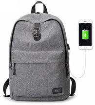 3S Deals Backpacks USB Student Backpack