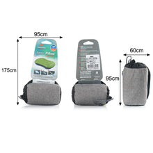 3S Deals Camping Supplies Portable Inflatable Camping Pillow