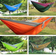 3S Deals Hammocks Portable 2 Person Parachute Hammock