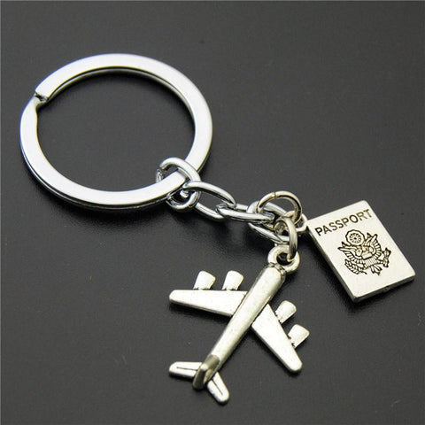 3S Deals Key Chains Wanderlust Keychain