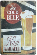 3S Deals Plaques & Signs Now Available Vintage Beer Signs