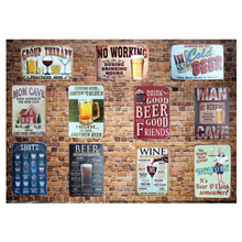 3S Deals Plaques & Signs Vintage Beer Signs