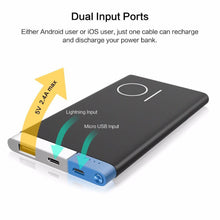 3S Deals Power Bank Ultrathin Powerbank 5000/10000mAh