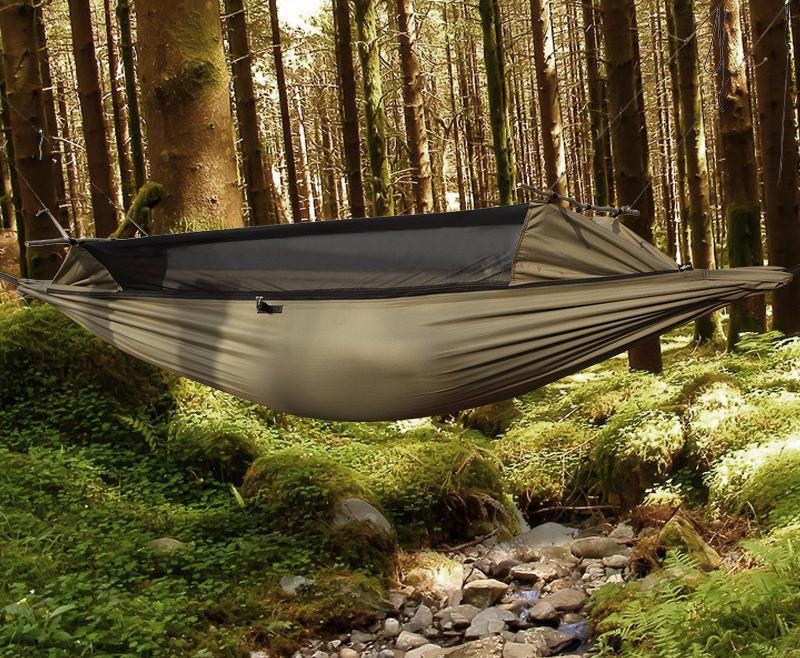 Multi Function Portable Hammock W Included Mosquito Net 3s Deals