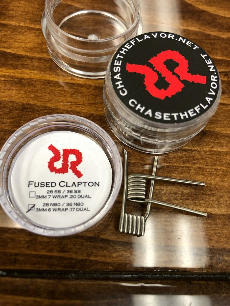Fused Claptons