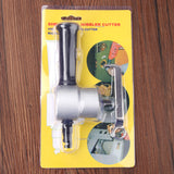 The Pro-Nibbler Sheet Metal Nibbler Cutting Tool and Drill Attachment